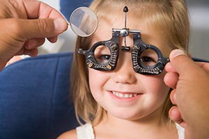 Tallahassee Pediatric Eye Exams